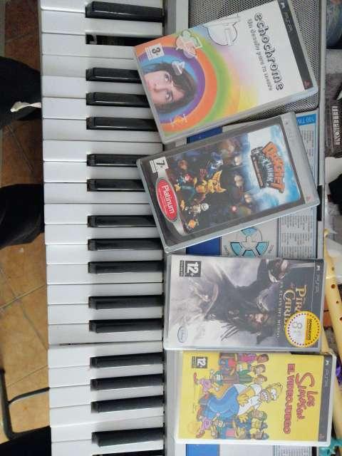 Imagen producto Pack PSP + regalos 10