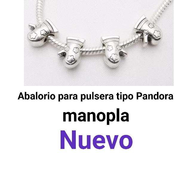 Imagen Abalorios para pulseras tipo Pandora. manopla. nuevo.