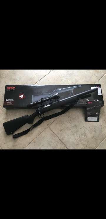 Imagen rifle airshoft m52 de pestillo.