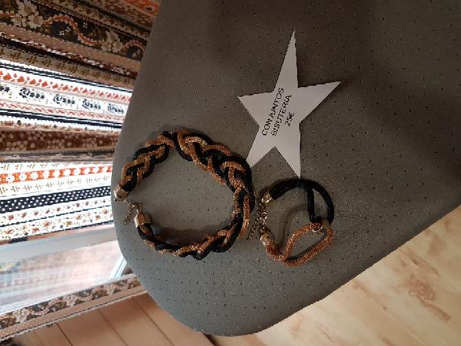 Imagen Conjunto collar y pulsera