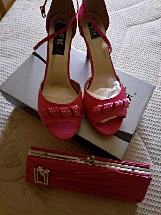Imagen producto Sandalias y bolso talla 41 4