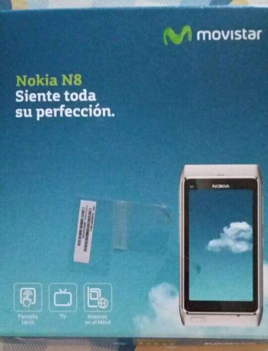 Imagen producto Telefono Nokia N8 1
