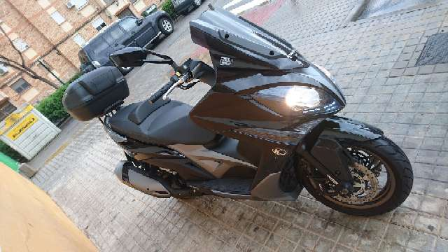 Imagen producto Kymco xciting 400i ABS  2