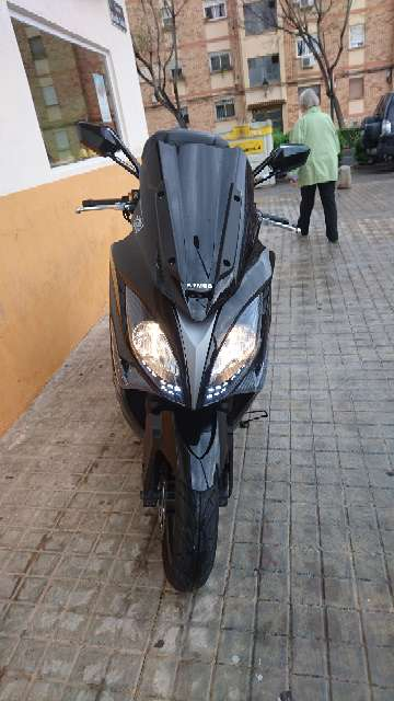 Imagen producto Kymco xciting 400i ABS  3