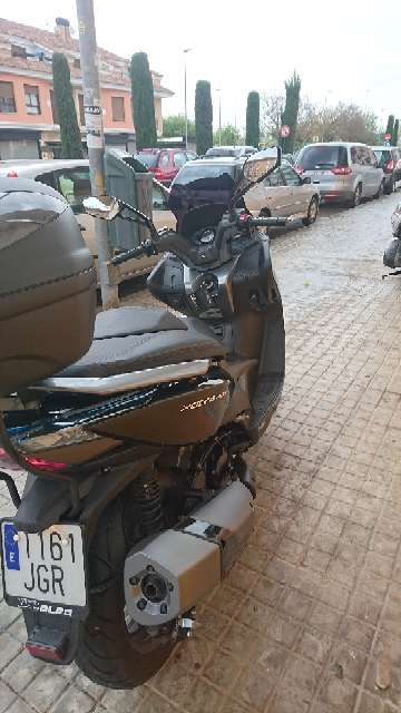 Imagen producto Kymco xciting 400i ABS  5