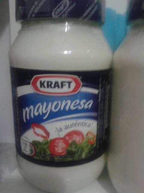 Imagen producto Mayonesa Kraft 1