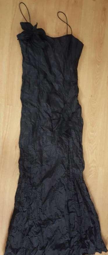 Imagen producto Vestido negro boda celebración 40 1