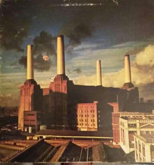 Imagen Disco vinilo Pink Floyd