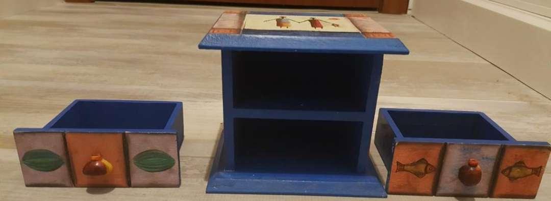 Imagen producto Pequeño joyero de madera  3