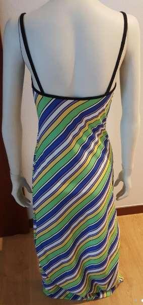 Imagen producto Vestido largo verano talla única  2