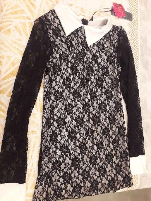 Imagen blusa nueva de encaje
