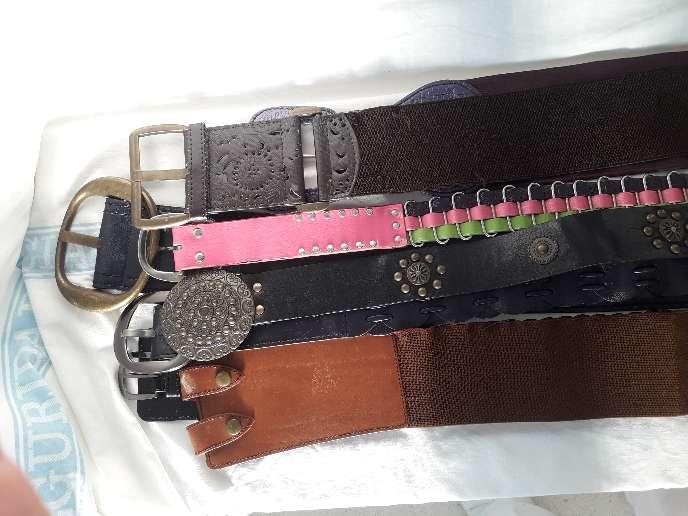 Imagen producto Boinas,guantes,bufandas,cinturones 5