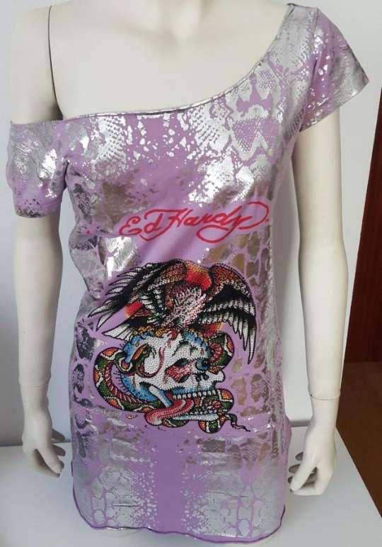 Imagen Camiseta mujer Ed Hardy S