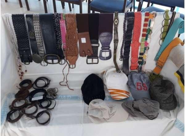 Imagen producto Boinas,guantes,bufandas,cinturones 10