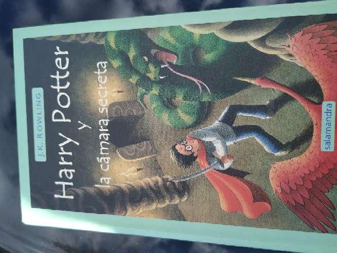 Imagen producto Harry Potter y la cámara secreta 1