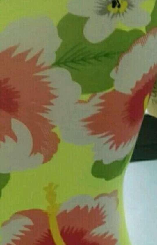 Imagen producto Vestido verano amarillo 36/38 3