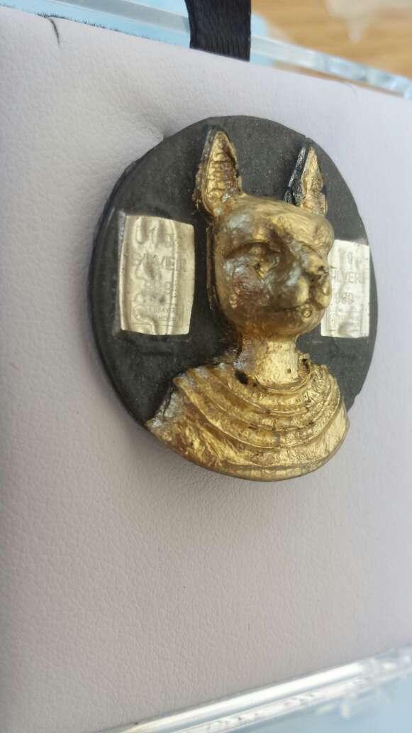 Imagen producto Bastet diosa y plata pura 999 3