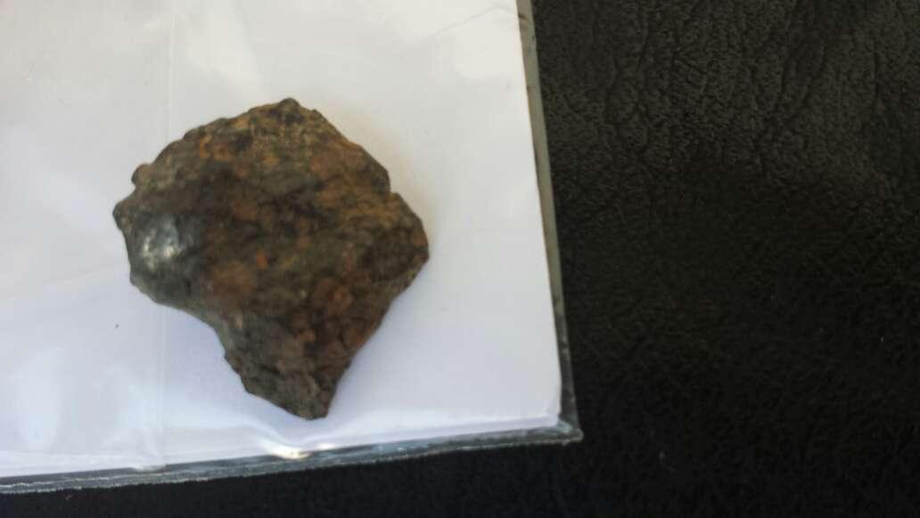 Imagen producto Meteorito forma libre garantizado  4