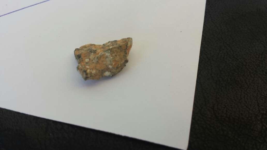 Imagen producto Meteorito lunar colección  3