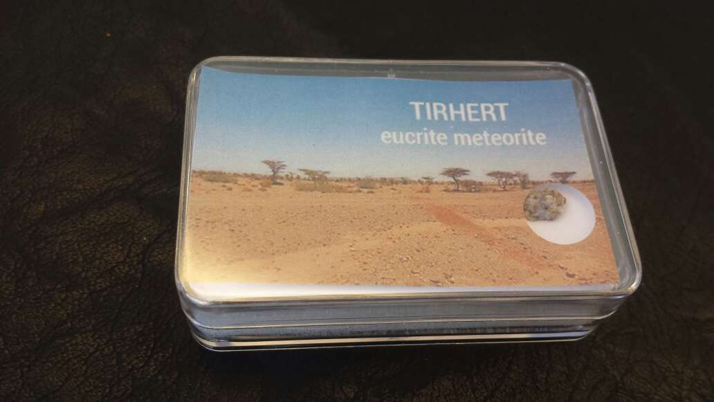 Imagen producto Eucrite meteorito  3