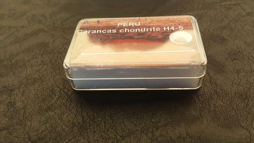 Imagen producto Meteorito carancas de peru 4