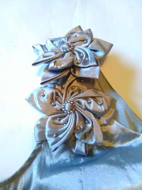 Imagen Blusa de flores elegante