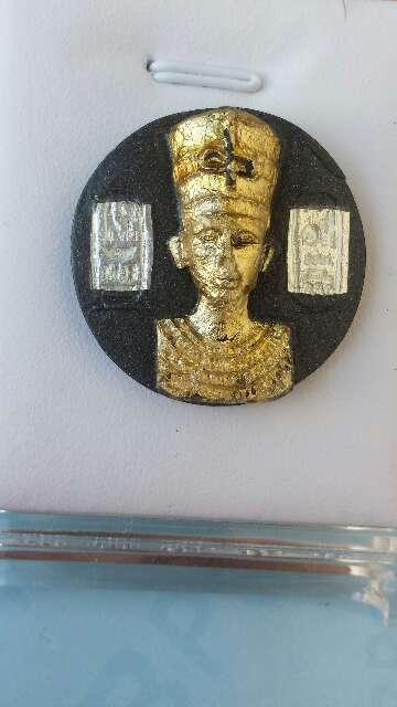 Imagen producto Nefertiti y plata pura 4