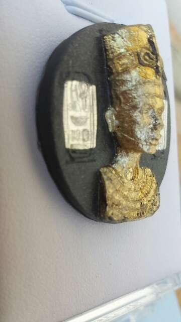 Imagen producto Nefertiti y plata pura 2