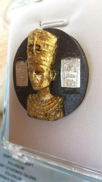 Imagen producto Nefertiti y plata pura 6