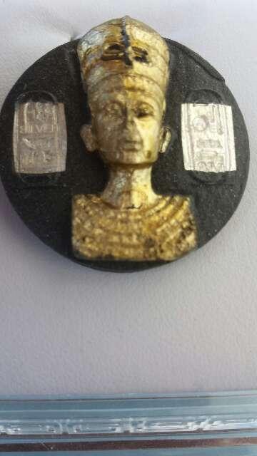 Imagen producto Nefertiti y plata pura 7