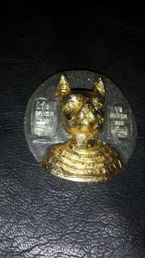 Imagen producto 2 monedas de polvo de meteorito  3