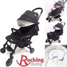Imagen producto Silla de paseo rocking baby pocket nueva  2
