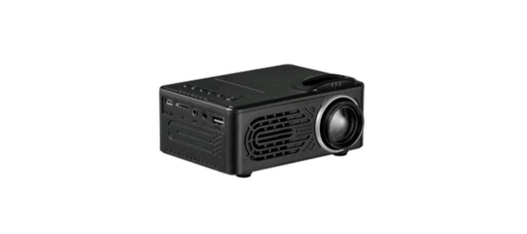 Imagen producto Mini proyector de películas, series, fotos y música  2