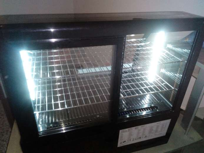 Imagen producto Expositor en frío de alimentos 4