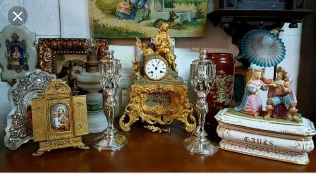 Imagen se compran antigüedades