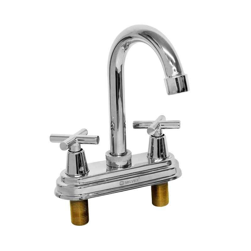Imagen Mezcladora para lavabo SP-40068 Solvex
