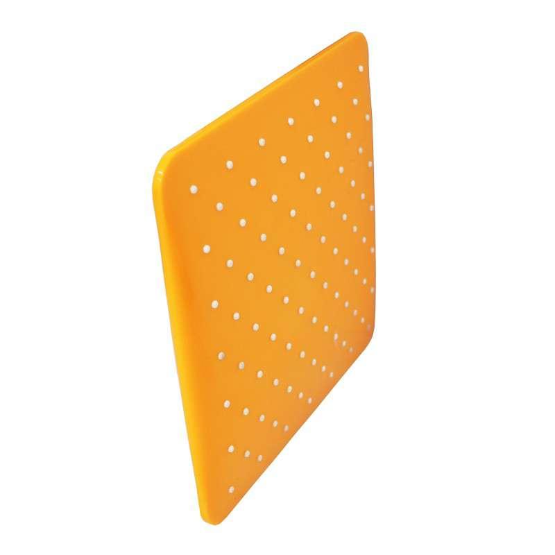 Imagen producto Regadera amarilla tipo lluvia de 8