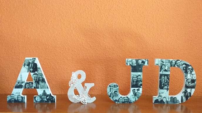Imagen producto Letras, números, llaveros, corazones, relojes...  7