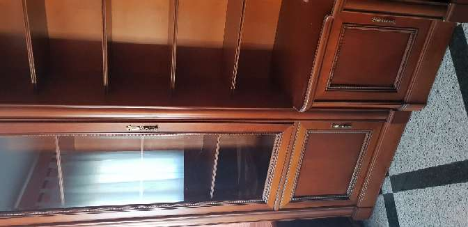 Imagen producto Mueble salon cerezo 8