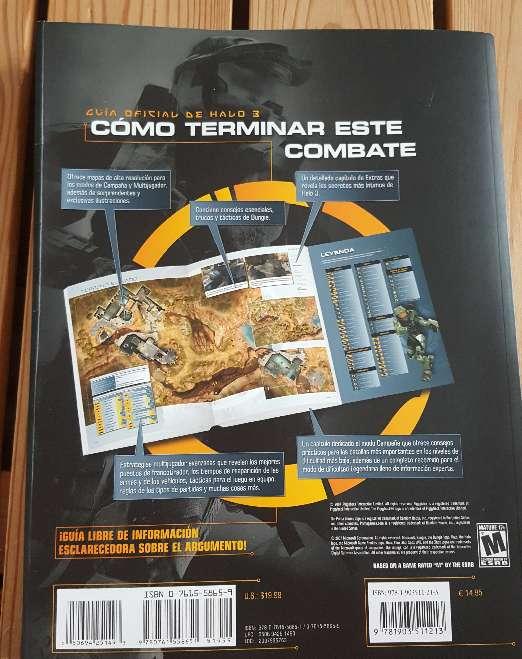 Imagen producto Guía oficial Halo 3 Xbox360 2