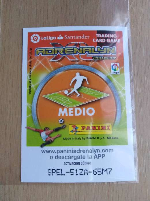 Imagen producto Borges cromo /cards fútbol  2