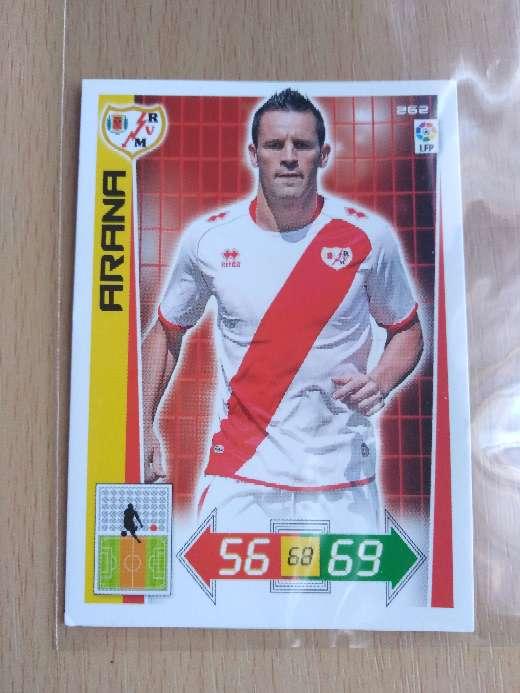 Imagen Aranas cromo /cards fútbol