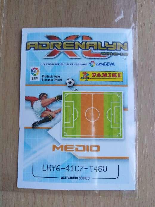 Imagen producto Aranas cromo /cards fútbol  2