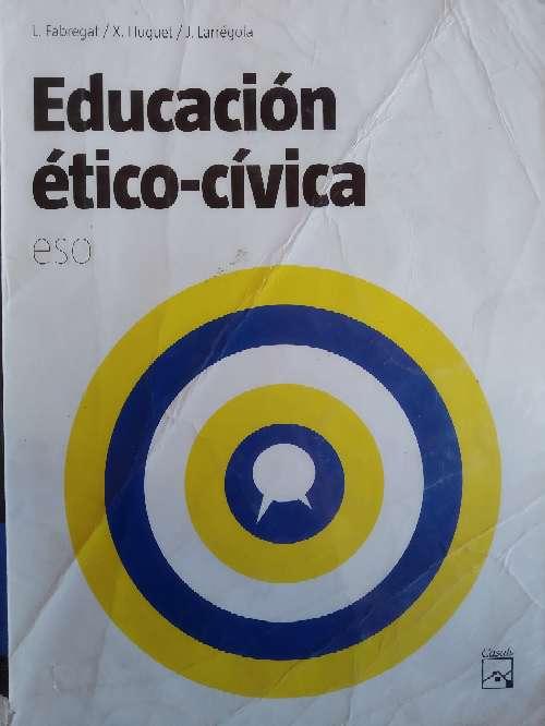 Imagen educación ético cívica ESO