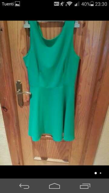 Imagen vestido verde
