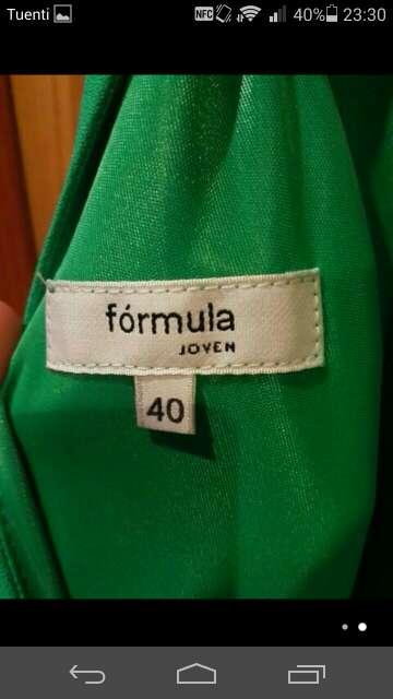 Imagen producto Vestido verde 2