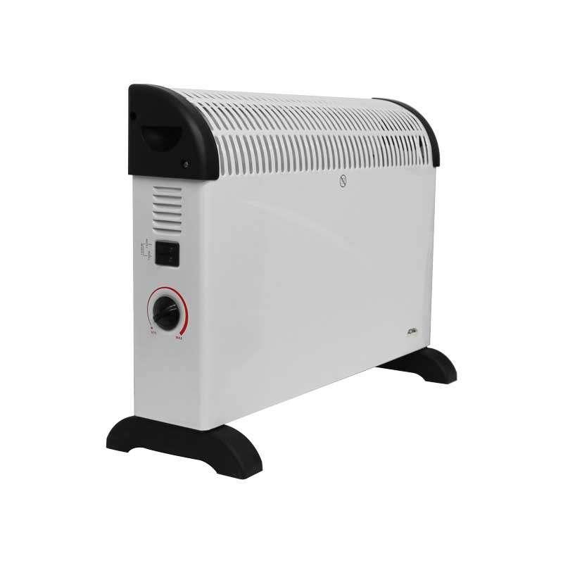 Imagen Calefactor eléctrico tipo panel de convección con termostato 4811 Adir