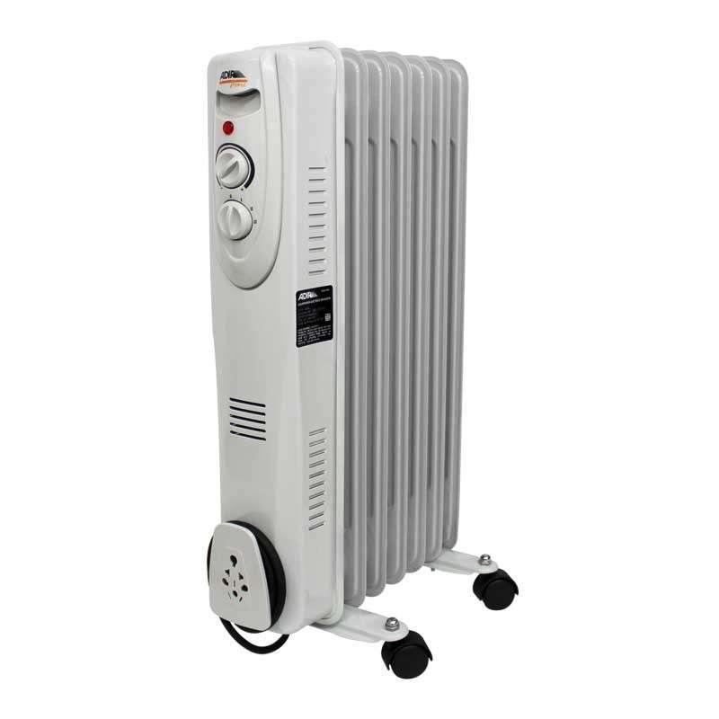 Imagen Calefactor / radiador de aceite 3 temperaturas 4800 Adir