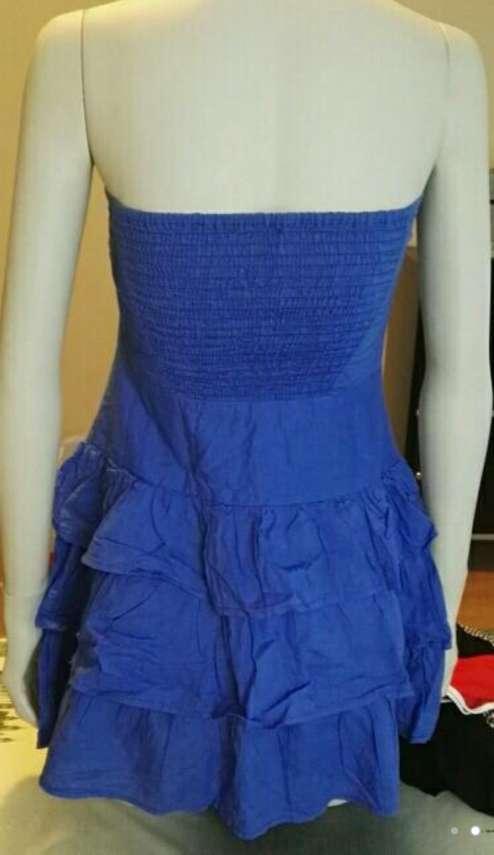 Imagen producto Vestido azul verano S/M 2