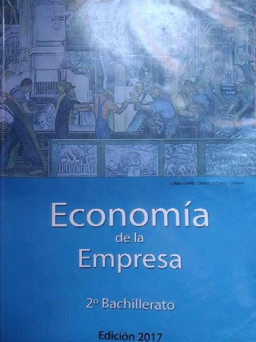 Imagen economía de la empresa 2º bachillerato